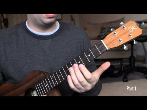 How To Play DOWNTOWN By Lady Antebellum On Ukulele FULL TUTORIAL