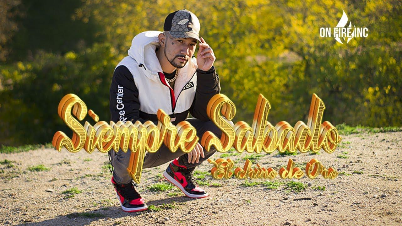 Chino de oro - Siempre Sabado (Video Concept ) #trapeton #aventura #history