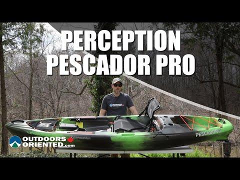 Perception Pescador Pro Kayak