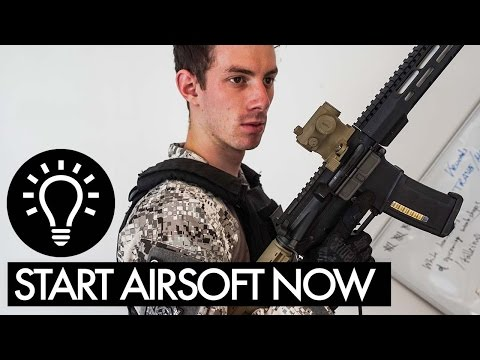 How To Airsoft - Part 2 - How To Start Airsoft