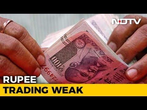 Rupee Again Breaches 74-Mark Against Dollar Mp3