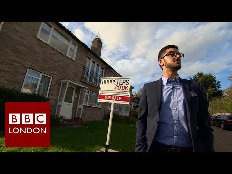 The 19-year-old self-made millionaire – BBC London News
