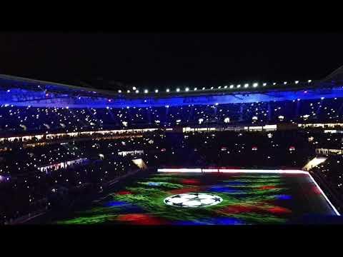 Foot – Ligue des Champions – OL vs Juventus Turin – Huitième de finale – Ambiance d'avant match
