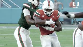 Spring game | cinematic highlights | 4.15.18