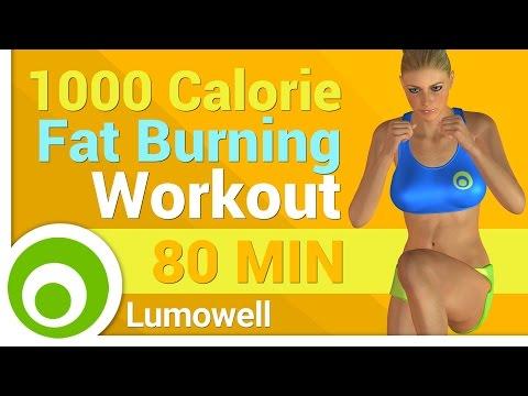 1000 Calorie Fat Burning Workout