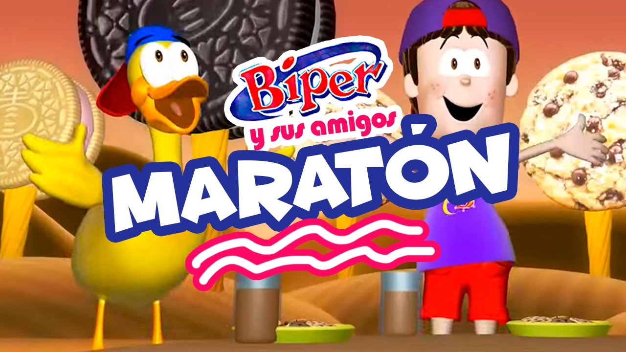 Maratón | Biper y sus Amigos