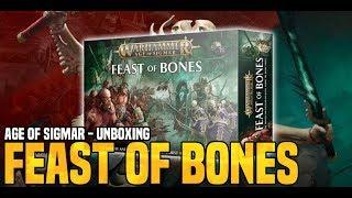 BoLS Unboxing   Feast of Bones   Warhammer Age of Sigmar