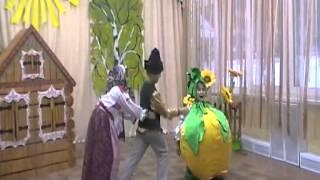 """Музыкальный спектакль """"Репка"""""""