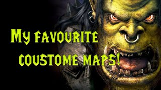Warcraft 3: My 12 most favourite custom maps