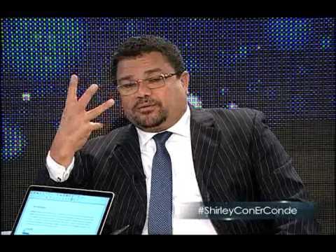 SHIRLEY- Entrevista con Er Conde del Guácharo (PARTE 1)