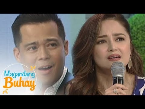 Magandang Buhay: Jessa and Dingdong's song for their daughter Jayda - 동영상