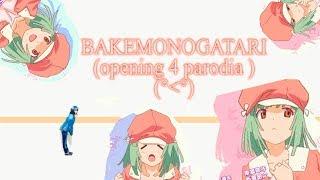 BAKEMONOGATARI opening 4 (Latino): Fanmade | Parodia | MarilyaXD