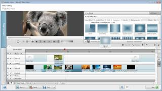 Enhancing Windows Live Movie Maker projects with Nero Video Eng