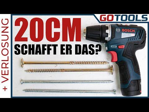 Kürzer☑️leichter☑️stärker☑️ Bosch GSR