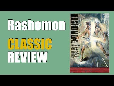 Rashomon Classic Movie Review