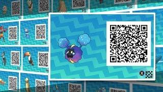 Legendary Pok 201 Mon Qr Code Xy And Oras Only Clipzui Com