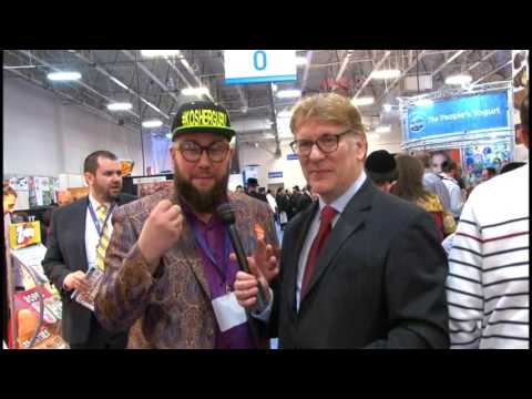 Kosher Food Show 2016 on Talkline With Zev Brenner with Leading Kosher Companies