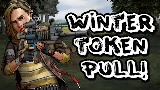 Winter Token Pull and More!!! The Walking Dead: Road to Survival