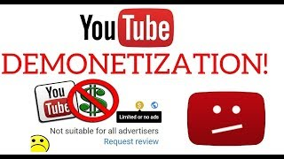 I GOT MY CHANNEL RE-MONETIZED AFTER BEING DEMONETIZED. HERE