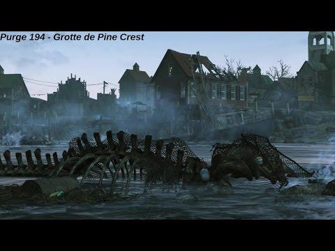 Fallout 4 - Purge 194 - Grotte de Pine Crest