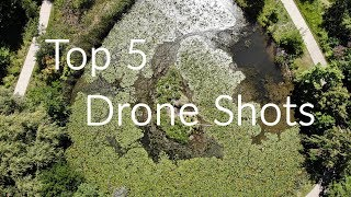 Top 5 Drone shots you need for your videos