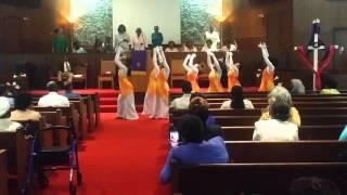 divine praise dancers he s done enough
