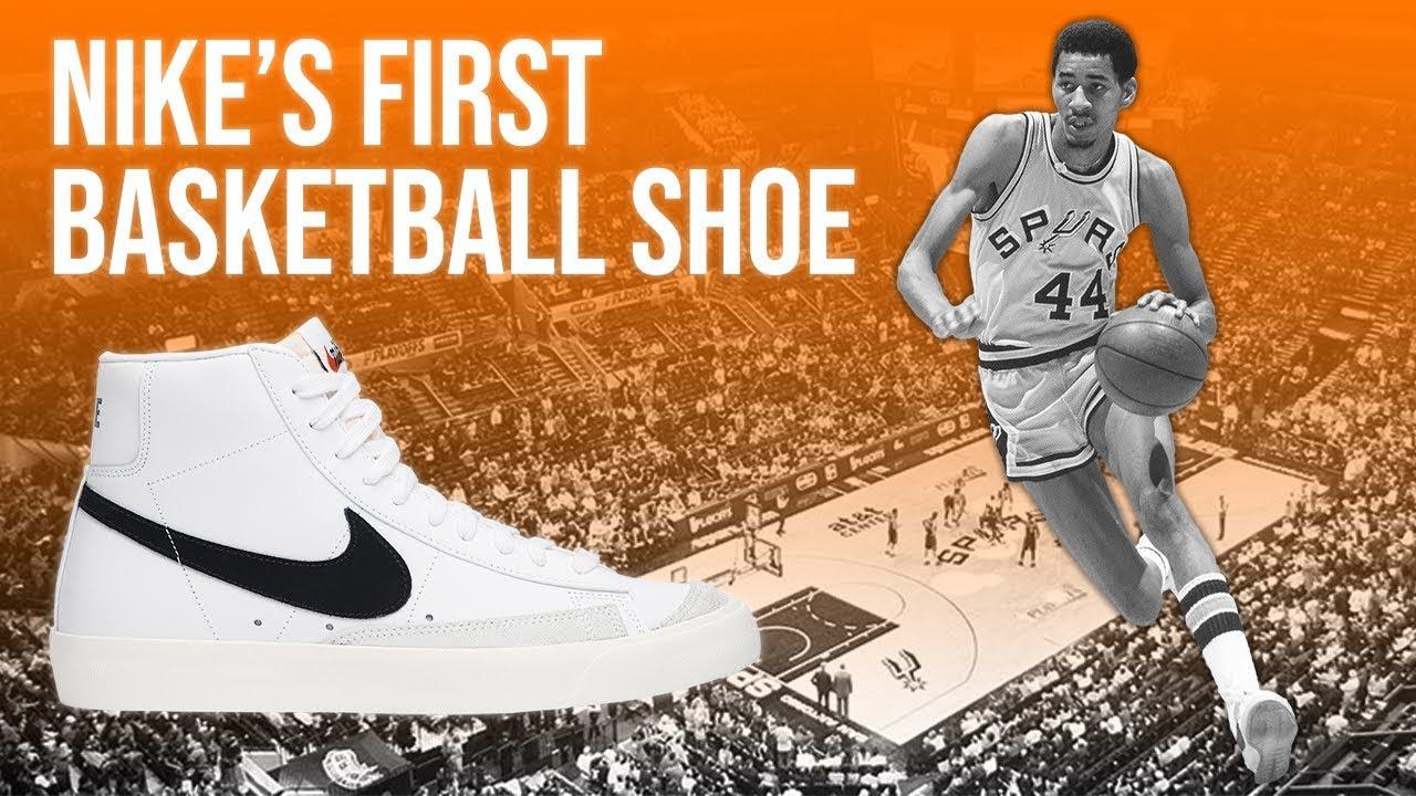Nike Blazer | A History of Nike's First Basketball Shoe