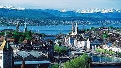 Streets of Zurich, Switzerland | Google Maps Sped-Up