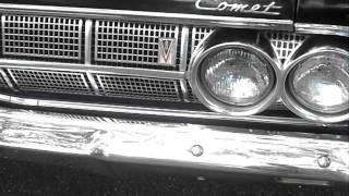 1964 mercury comet convertible