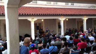 Jazz - Gabe Baltazar - at the Hawaii State Art Museum