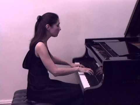 Franz Schubert.  Hungarian Melody, D. 817
