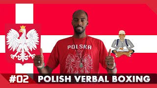 ''You Can Talk To My Wife And Be Taught Polish By Phone''