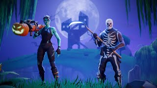 Playing Fortnite. Family Friendly LIVE.