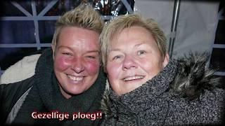 Trochrinnen: Augustinusga, 4e Willem Bartel vd  Kooi Winterkuiertocht