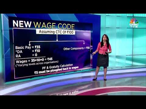 CNBC-TV18 Explains: New Wage Code From April