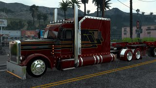 Hi there this is a driving gameplay video of a famous engine mod for American Truck Simulator! I hope you enjoy the video and don't forget to subscribe if you haven't yet! plus don't forget to leave a like on the video if you enjoyed it! Stay tuned and stay subscribed if you want to see more! Make sure to keep a look out for a video that will come soon on Hatreyu's Haterbilt 389v2 truck mod!  A little thanks to this useful website I used to make the file size on the video icon smaller in file size... Check it out ? https://tinypng.com/ Don't forget to support my YouTube channel! All support is greatly appreciated towards the future of my YouTube Channel becoming popular overtime!  This video was also edited in a video editor called FilmForth Check it out ? https://www.ioforth.com/ This app is also available in the Microsoft store from if you use a Dell computer...  Mods Used: MORTAL'S Cummins M11 engine sound mod V3.0 Remastered https://steamcommunity.com/sharedfiles/filedetails/?id=2595128788 (Pinga's 389 truck mod - paid mod) https://pingamods.com/p/peterbilt-pinga/ (Original SCS trailers in traffic by ThommyP10) https://steamcommunity.com/sharedfiles/filedetails/?id=2069313475 (Realistic Physics by Serialblack) https://steamcommunity.com/sharedfiles/filedetails/?id=2380458792 (Air Brake Sound Mod by Zeemod & every environmental sound mod) https://steamcommunity.com/sharedfiles/filedetails/?id=2427022698 https://steamcommunity.com/sharedfiles/filedetails/?id=2577907210 https://steamcommunity.com/sharedfiles/filedetails/?id=2369521059 https://steamcommunity.com/sharedfiles/filedetails/?id=2343696370 (Slipperys Alcoa Rim Pack) https://drive.google.com/file/d/1z7h9dAMo8Zt62kkjAxhQM90voT0-Qx9X/view?usp=sharing (SiSL's Mega Pack by SiSL) https://steamcommunity.com/sharedfiles/filedetails/?id=652225351