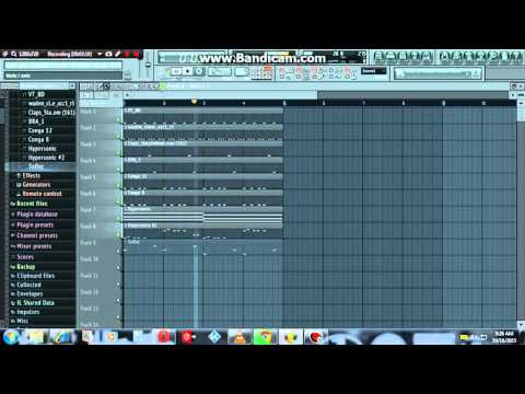 African tribal House FL studio Tutorial