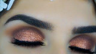 Huda Beauty Rose Gold Eyeshadow Palette - Sal_Qu