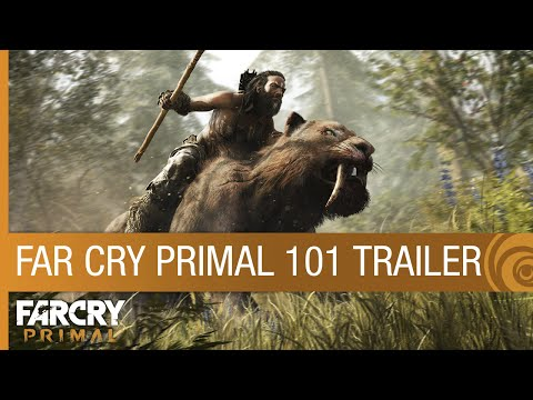 Far Cry Primal Trailer - 101 [NA]