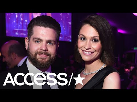 Jack Osbourne's Wife Lisa Stelly Files For Divorce