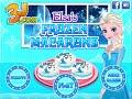 Elsa's frozen-macarons - online games free play now - link in desc