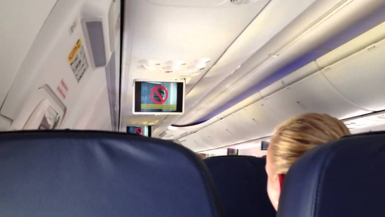 Boeing 737 800 aircraft inside image - Tuifly Safety Video For The Boeing 737 800 Sky Interior D Atuk Youtube