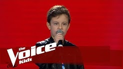 Dominik - You Give Love A Bad Name | Audicionet e Fshehura | The Voice Kids Albania 2019