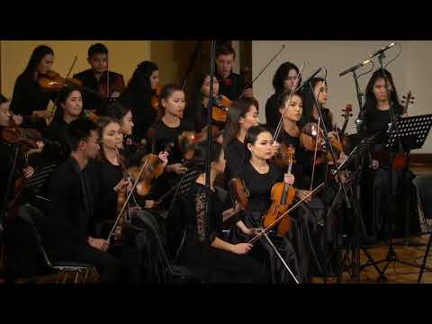 Mozart - Piano Concerto No. 7 for Three Pianos, K. 242
