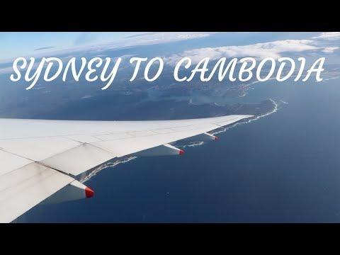 SYDNEY TO CAMBODIA | JAYDE'S DIARY
