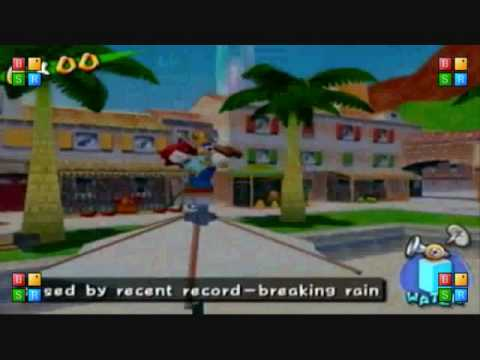 247188be0fd Super Mario Sunshine - How To Get The Tropical Shirt And Sunglasses ...