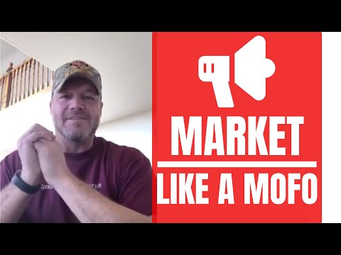 Why You Need to Market Your Bidness Like a MoFo