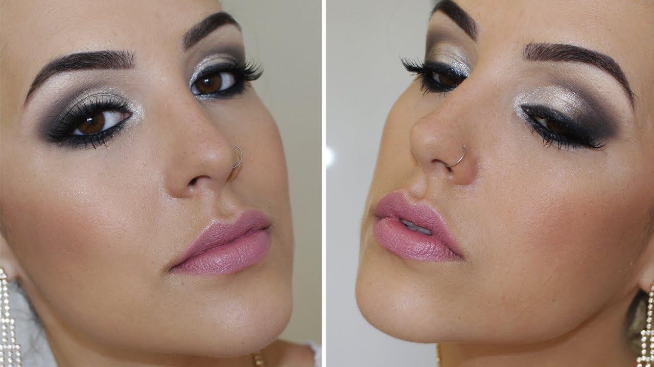 Famosos Maquiagem Fácil: Noiva Clássica - YouTube ID78