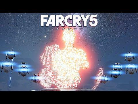 ФИНАЛ ► Far Cry 5: Lost on Mars #6