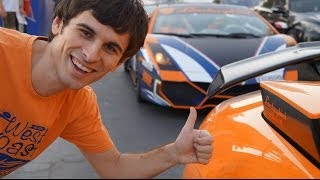 Автошоу Дубаи - самые крутые тачки планеты(Авто шоу в Дубае - Дубай Гранд Парад. Выставка и шоу крутых машин в Дубае Dubai Grand Parade 2013 - Dubai Cars Show http://indubai.ae..., 2013-11-09T13:33:49.000Z)
